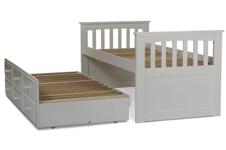 Hook Captains Storage Cabin Bed