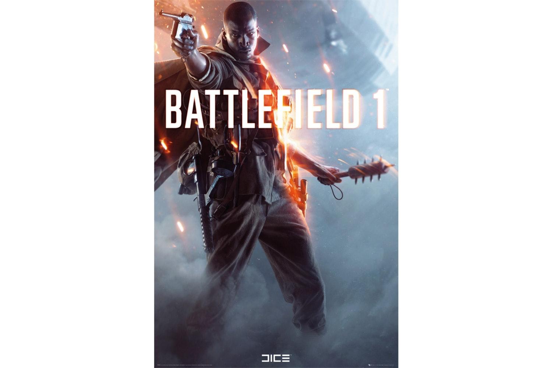 Battlefield 1 Wall Poster