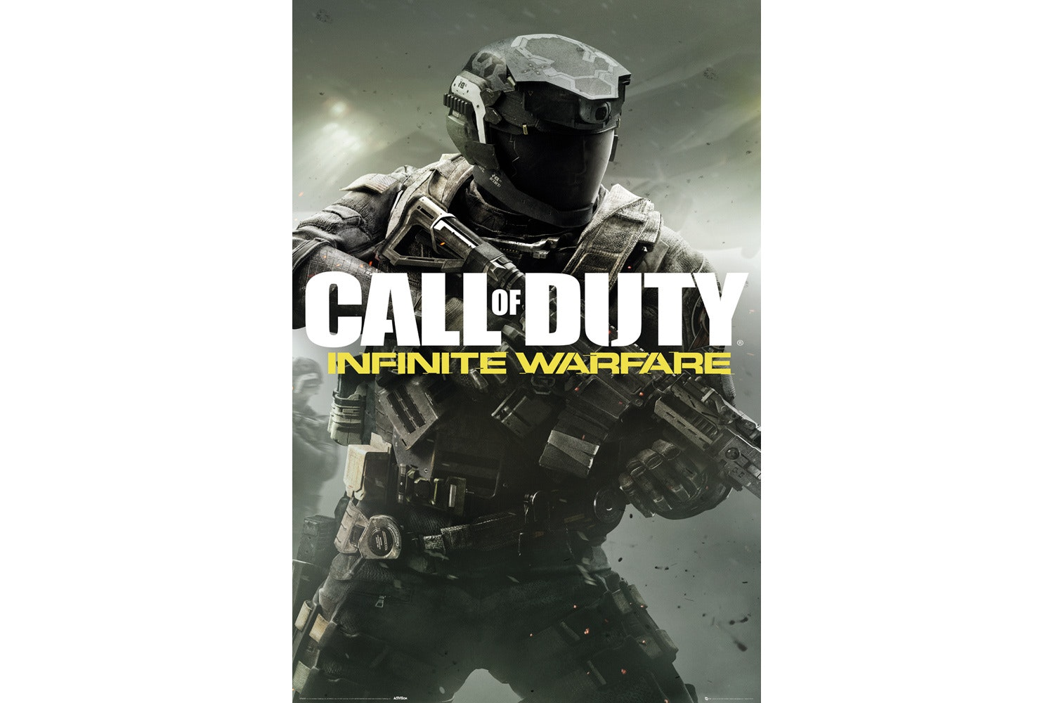 Call of Duty: Infinite Warfare Wall Poster