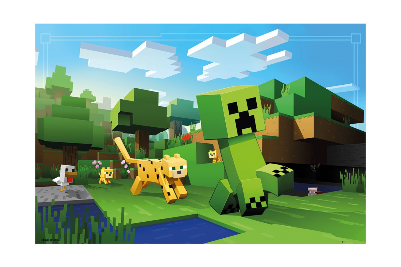 Minecraft Wall Paper