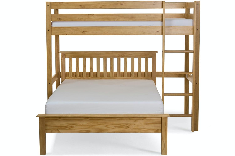 Shaker High Sleeper Bed Frame