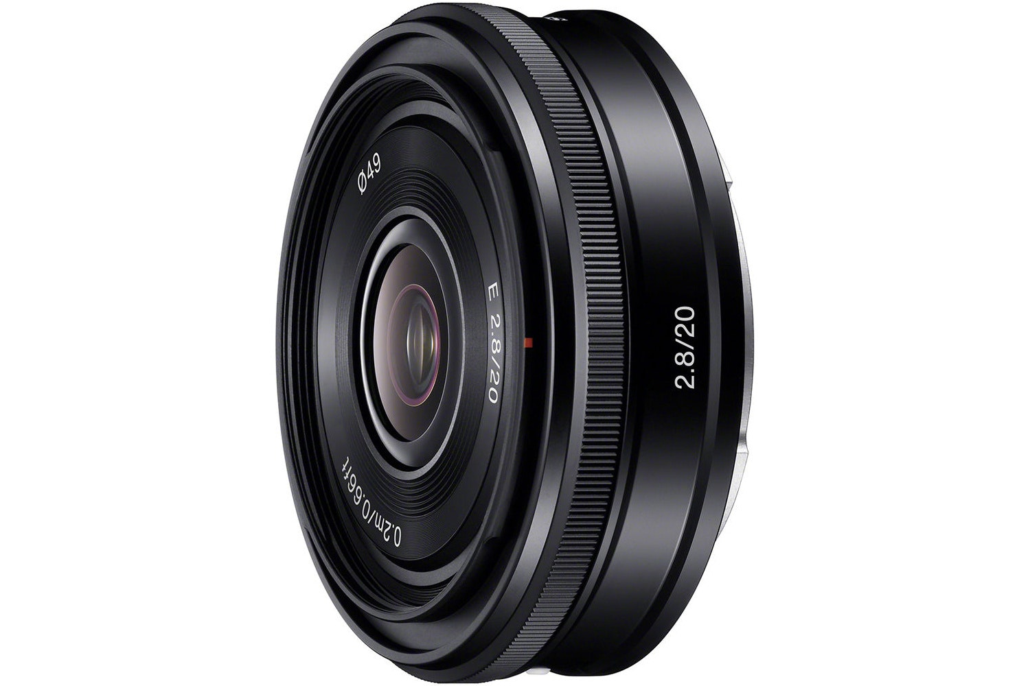 Sony 20mm f2.8 E-Mount Wide Angle Lens