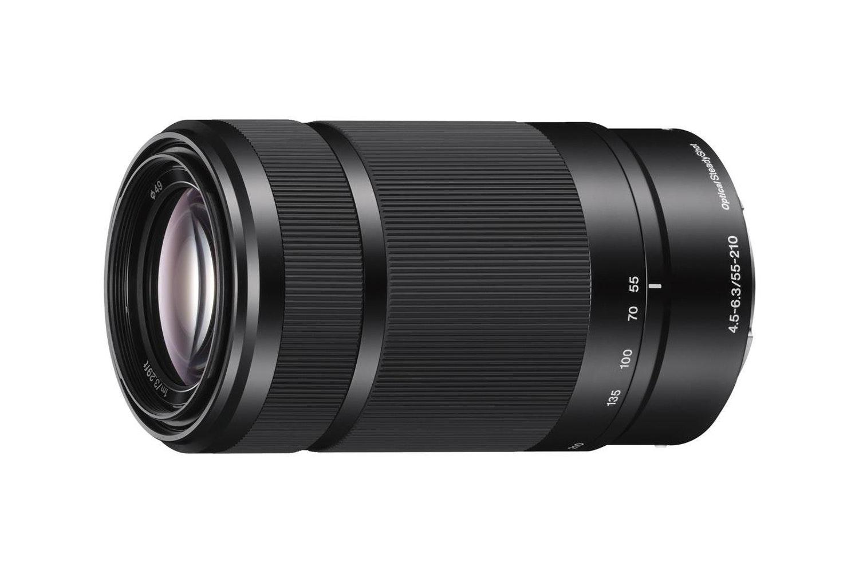 Sony 55-210mm f4.5-6 E-Mount Zoom Lens