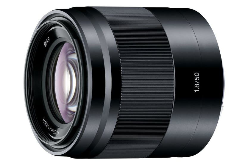 Sony E 50mm f/1.8 OSS Portrait Lens
