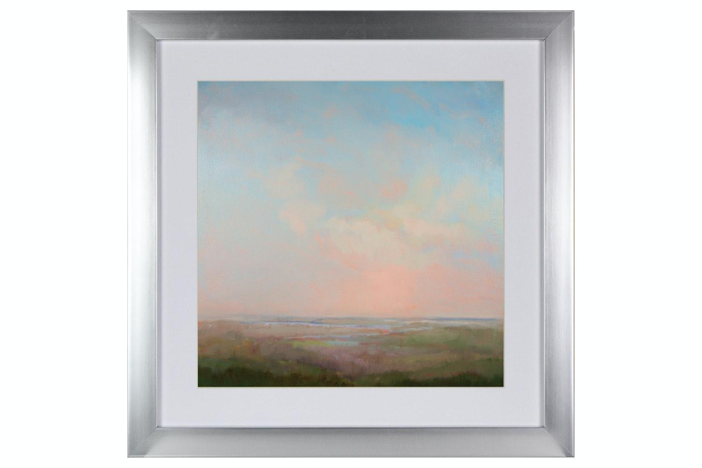 Morning Rise Printed Art | 50x50cm