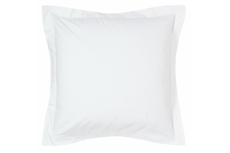 Square Pillowcase | White