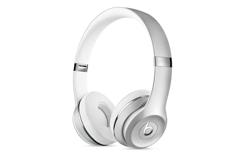 Beats Solo3 Wireless On Ear Headphones | Silver