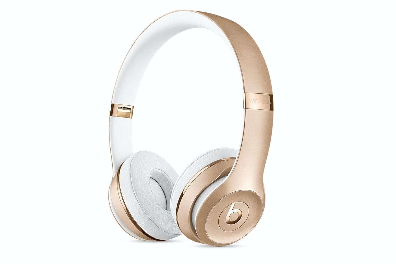 Beats Solo3 Wireless On-Ear Headphones | Gold