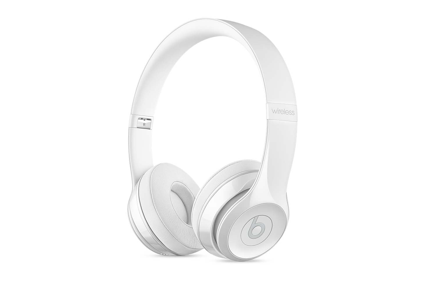 Beats Solo3 Wireless On-Ear Headphones | White