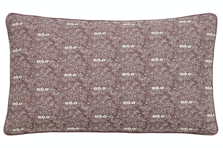 Albizia Amethyst Cushion | 30x50cm