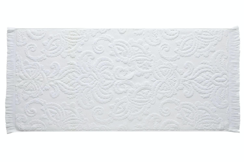 Montfort Bath Towel | White