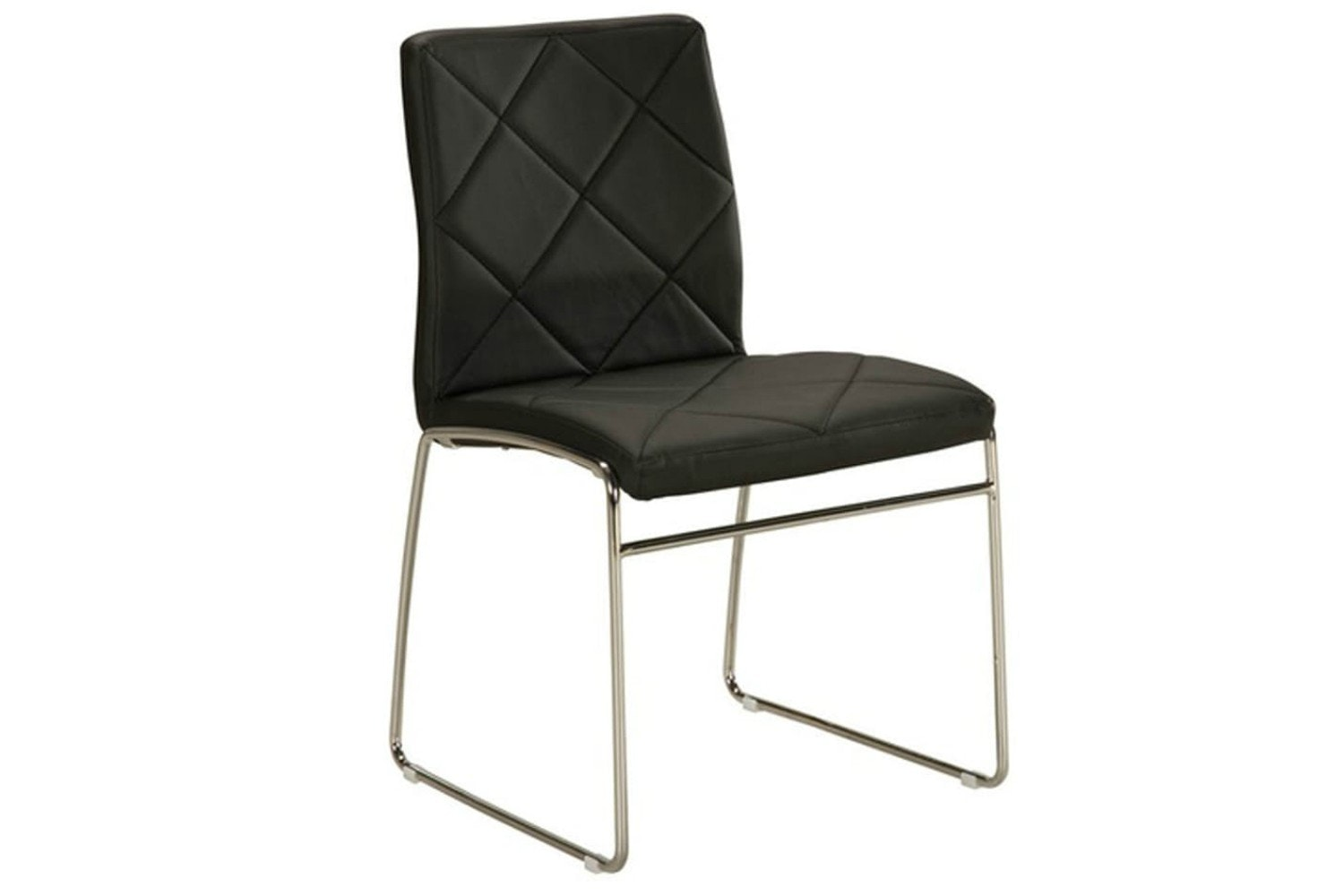 Halo Dining Chair | Black