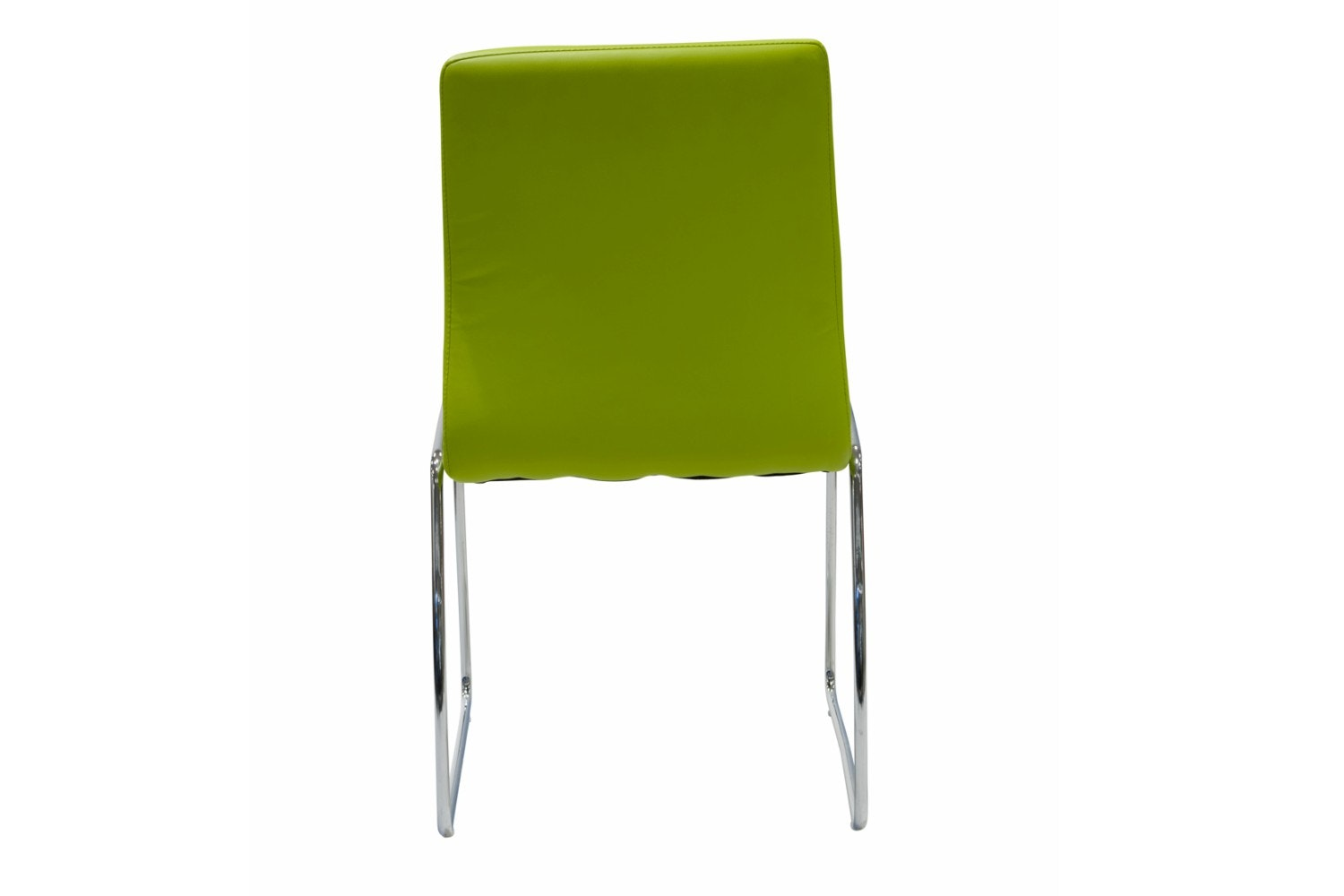 Halo Dining Chair | Lime Green