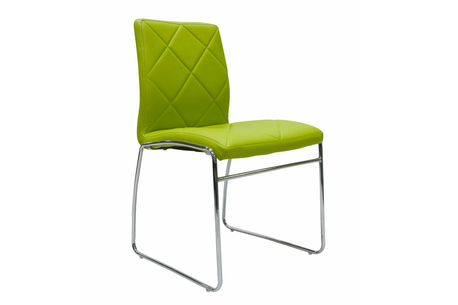 Halo Dining Chair Lime Green