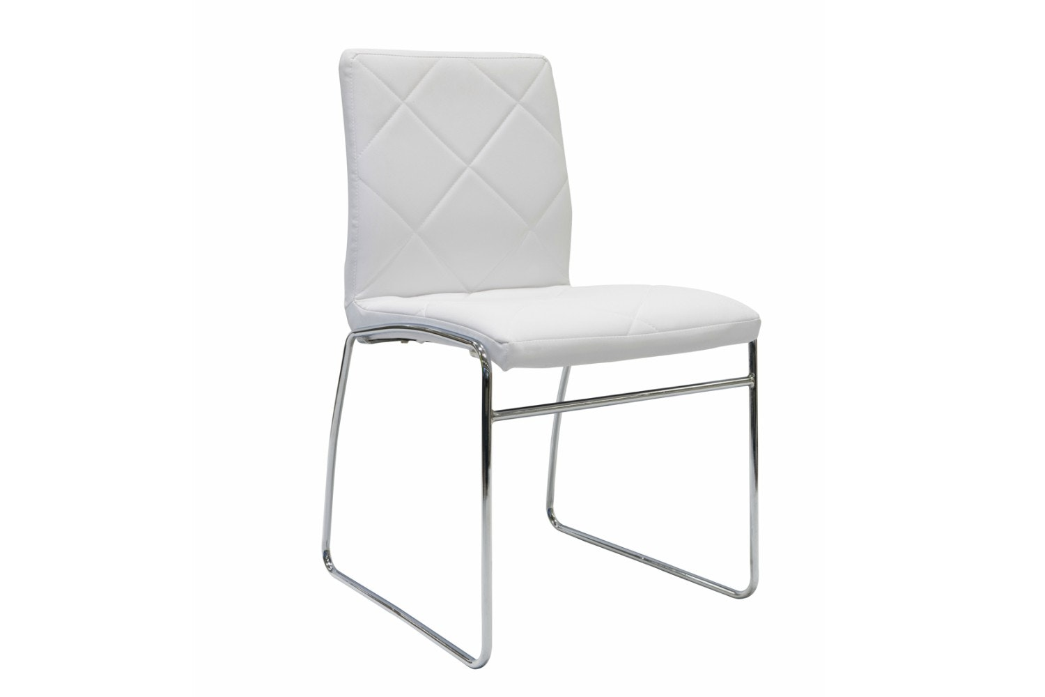 Halo Dining Chair | White