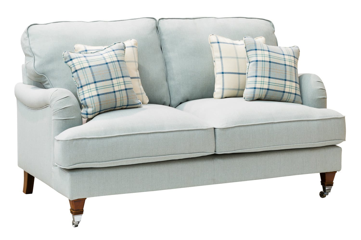 Helvick 2 Seater Sofa 16 Fabric Options