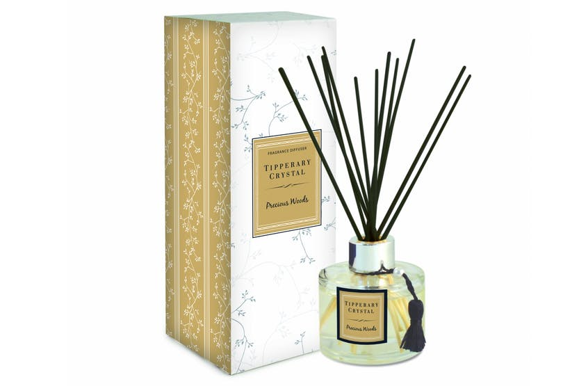 Tipperary | Crystal Precious Woods Fragranced Diffuser