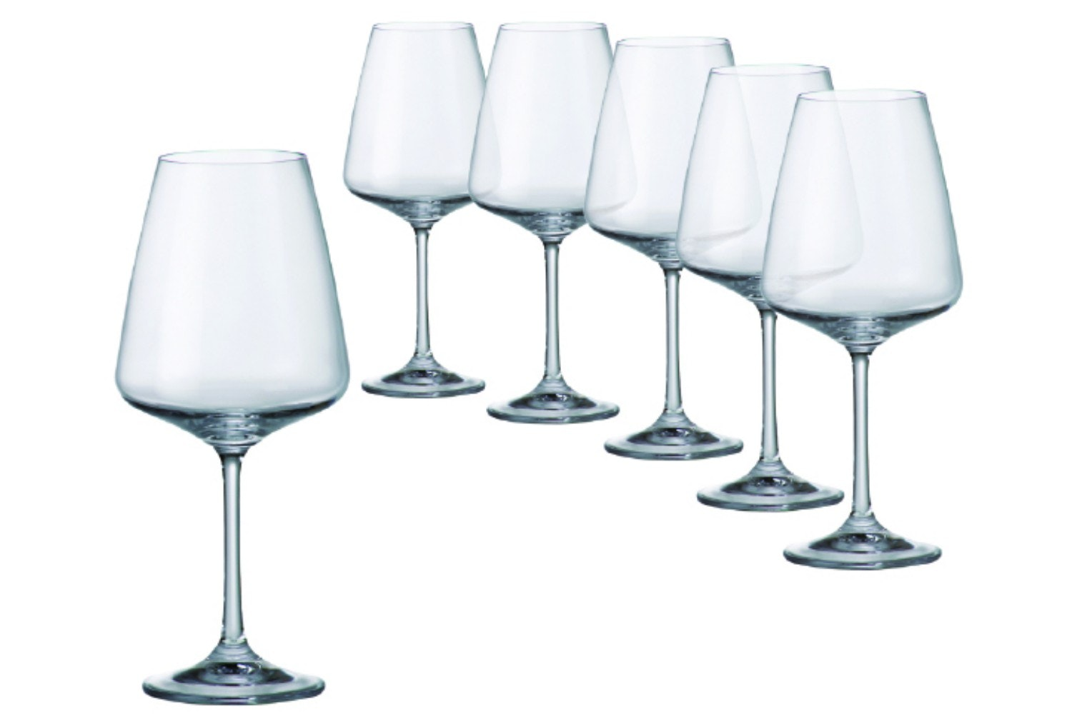 Tipperary Crystal Sapphire Wine Glasses 450ML | Set of 6