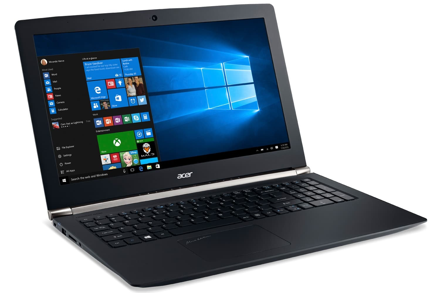 "Acer Aspire 15.6"" V Nitro VN7-592G Intel Core i5 