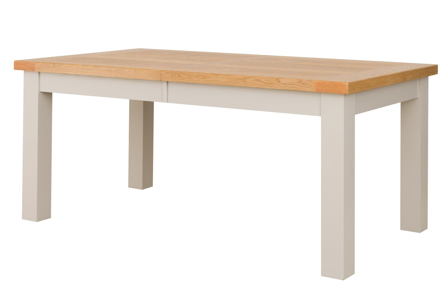 New Haven 180cm Extending Dining Table | Grey