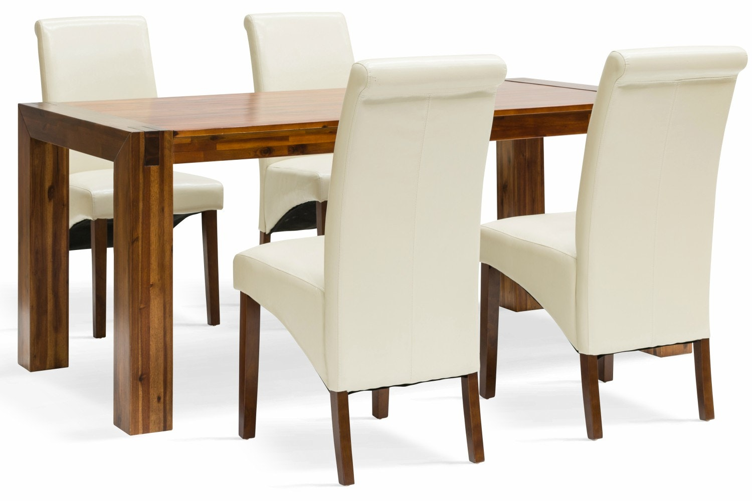 Orient 5-Piece Dining Set | Wilton Chairs
