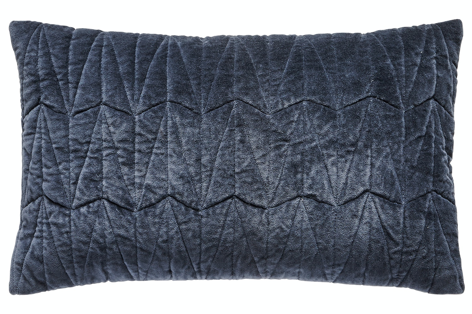 Clarendon Cushion Storm Blue | 30x50cm