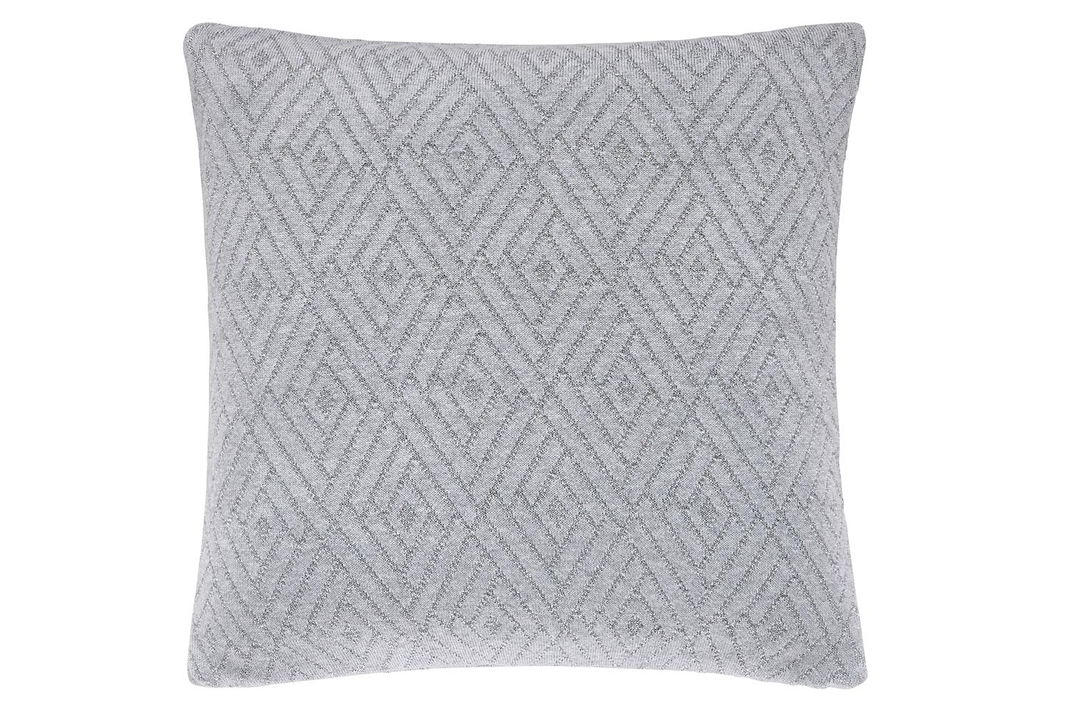Pimlico Platinum Cushion | 40x40cm