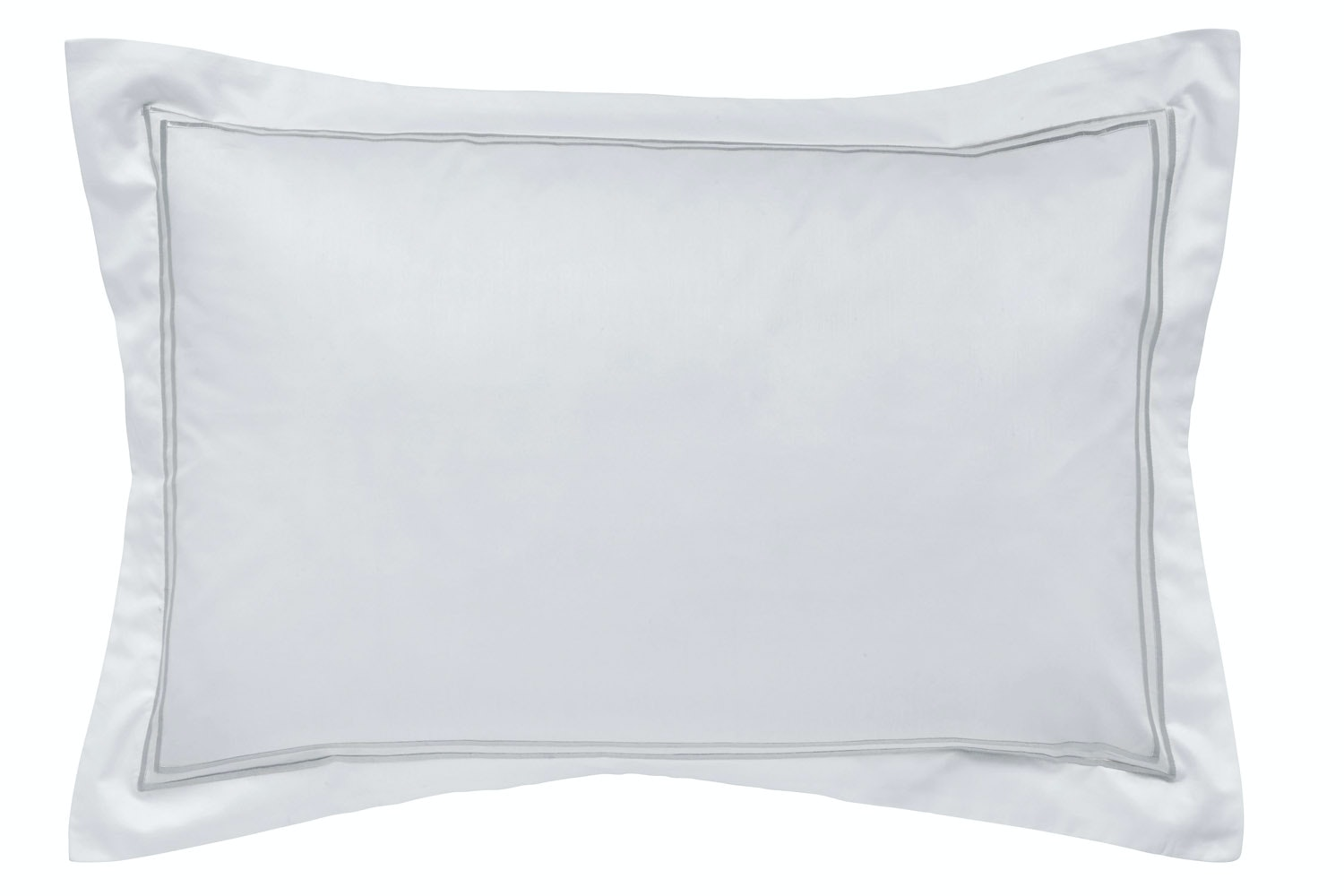 Linley Oxford Pillowcase | White