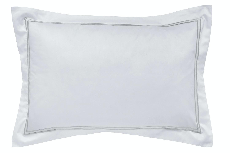 Linley Flat Sheet Double | White