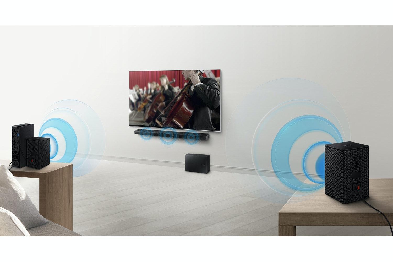 Samsung Wireless Rear Speaker Accessory Kit