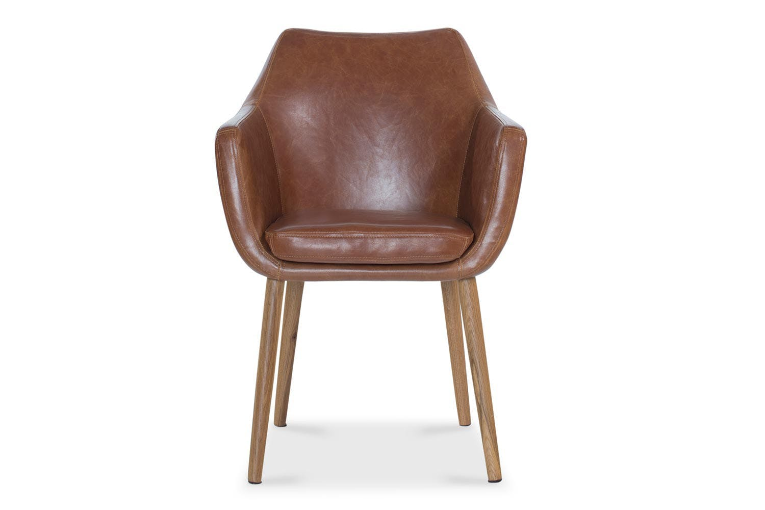 Stockholm Dining Chair Straight