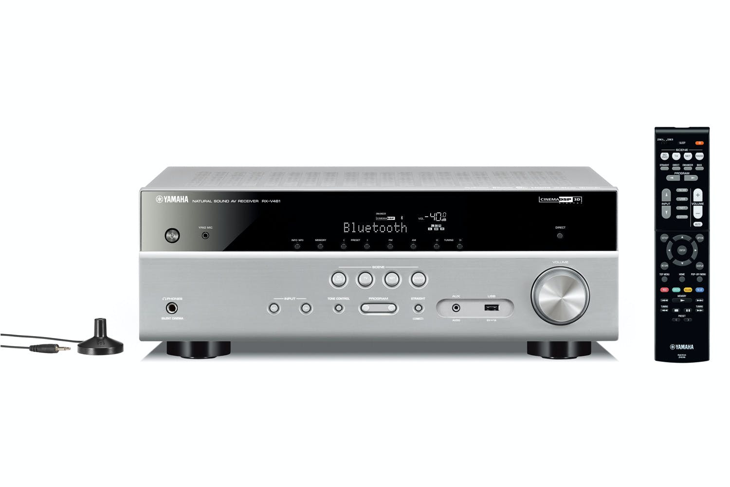 Yamaha 5.1 Channel Amplifier | RX-V481