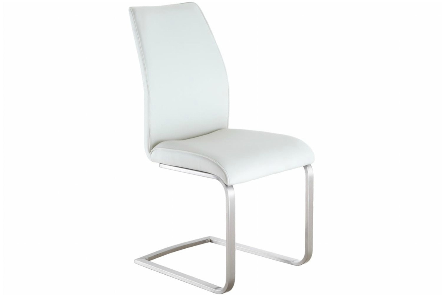 Aston Dining Chair | White