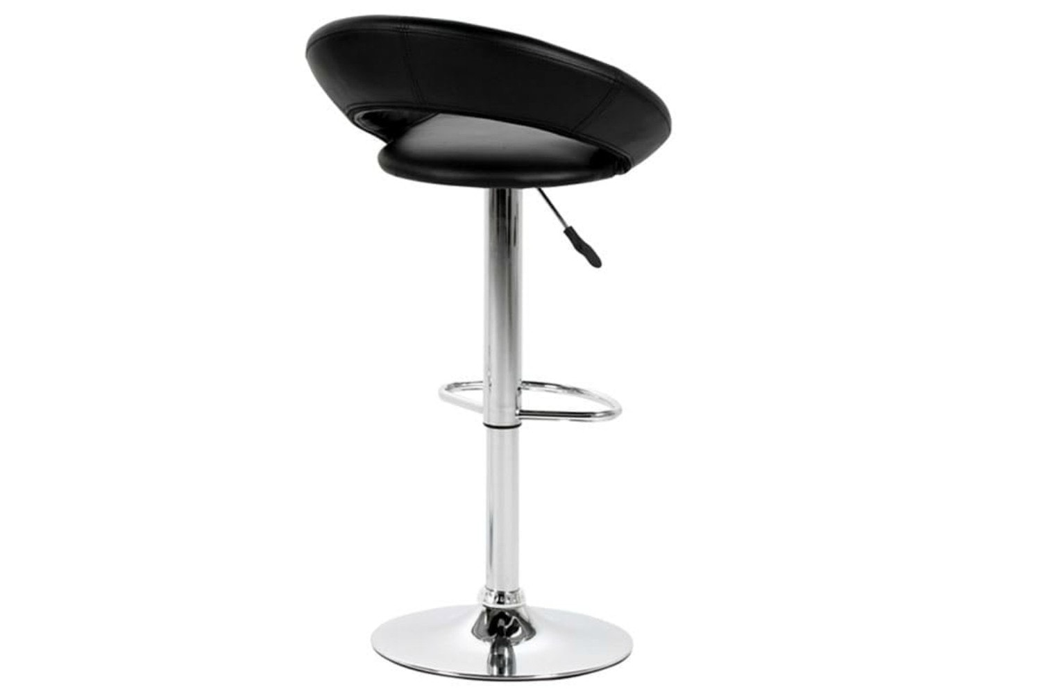 Plump Bar Stool | Black