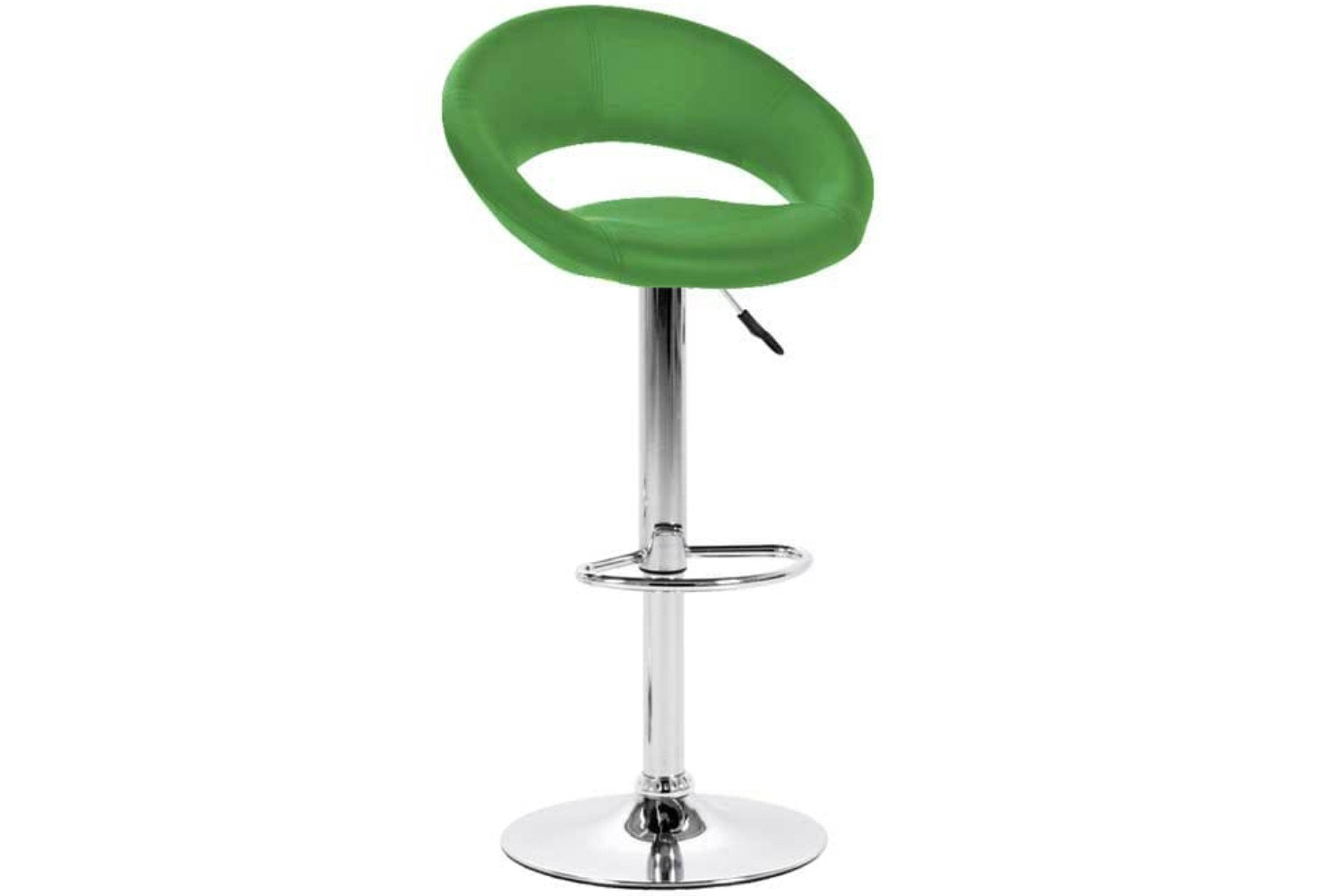 Plump Bar Stool Green