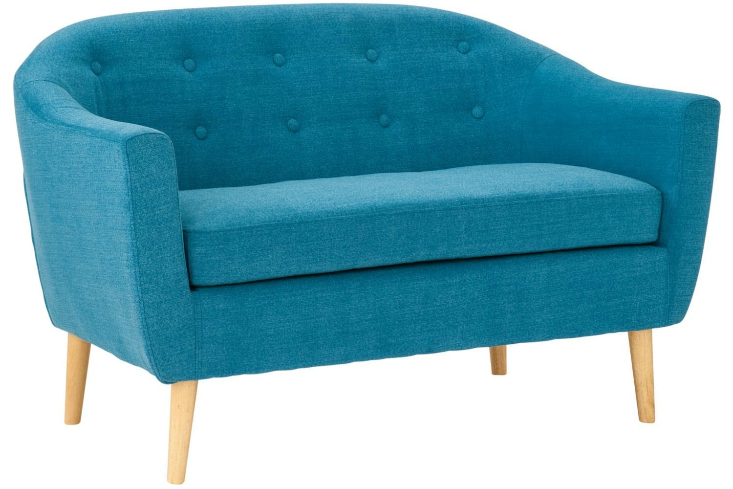 Harrison 2 Seater Sofa | Teal