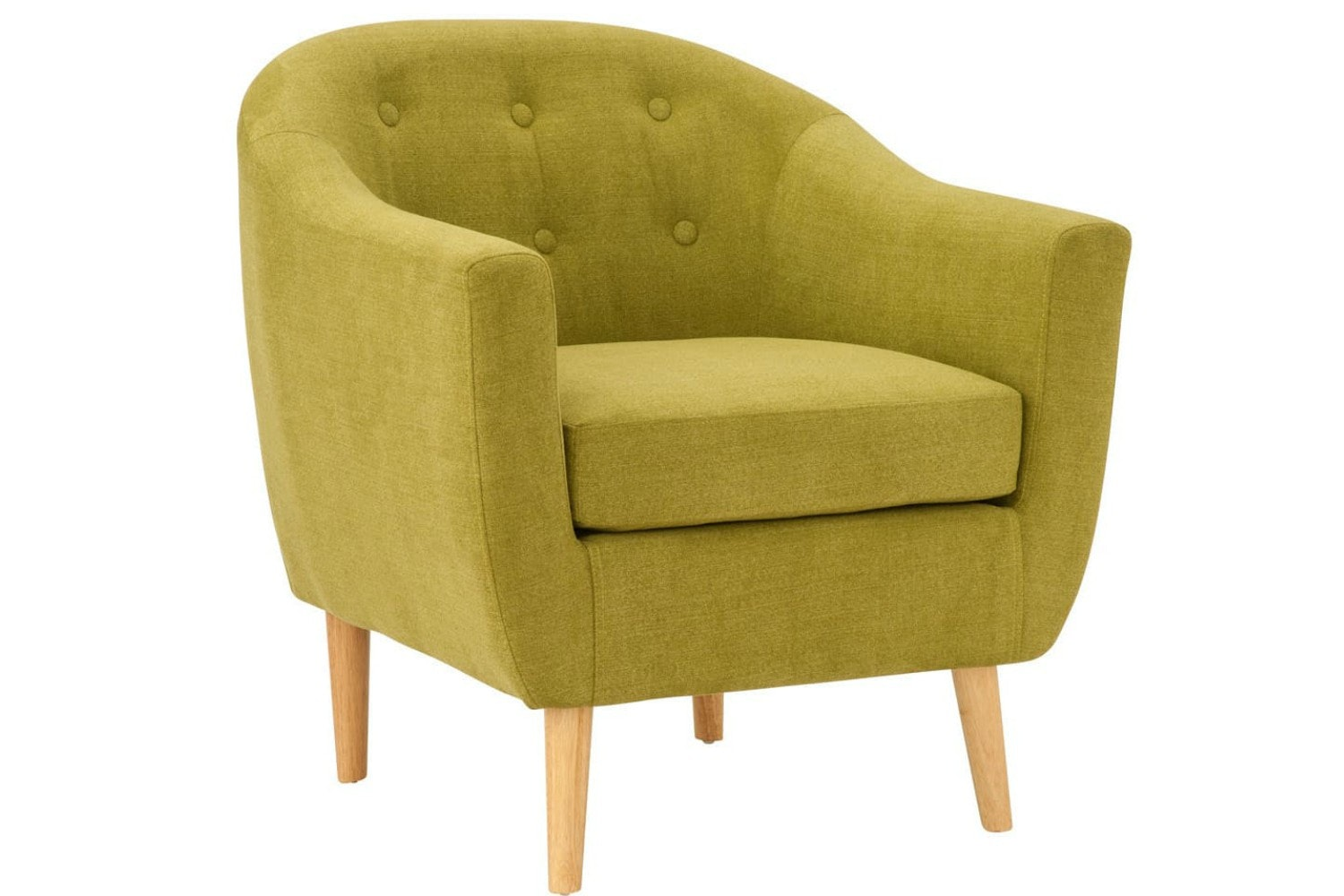 Harrison Chair | Olive Green ...