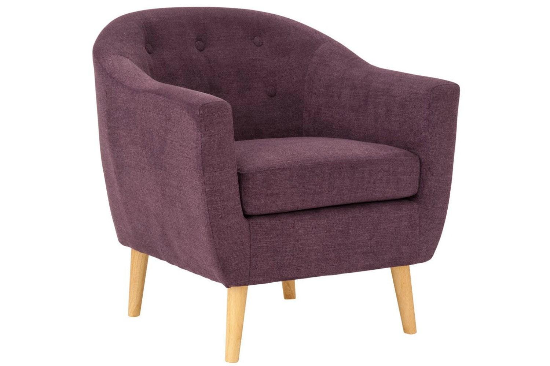 Harrison Chair | Plum