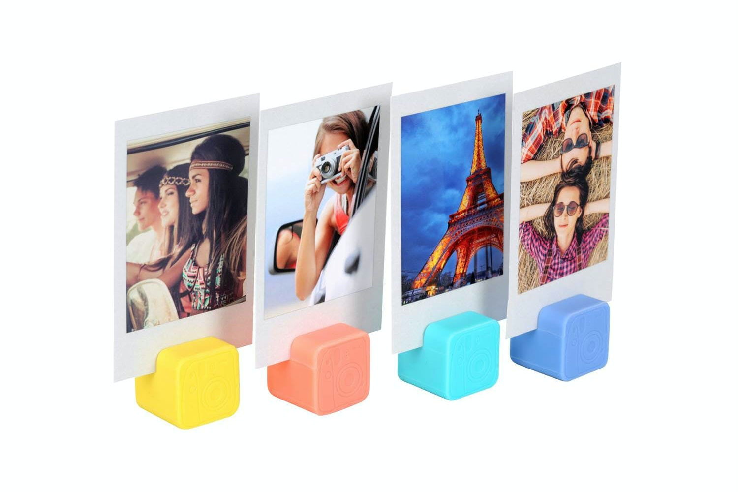 Instax Photo Cube Bright Colours | 4 Pack