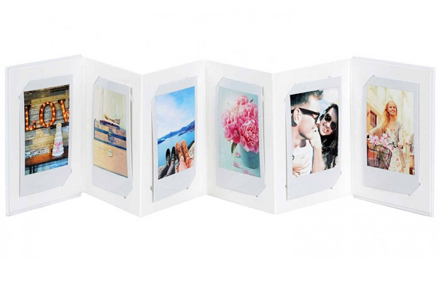Instax Accordion Frame | Love