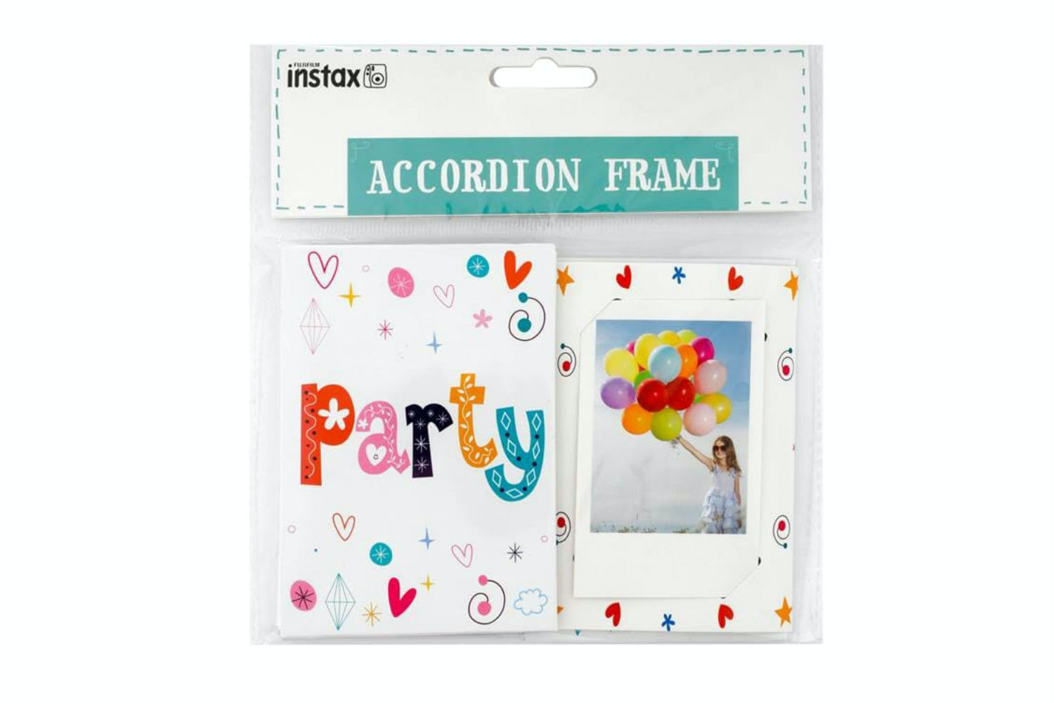 Instax Accordion Frame | Party