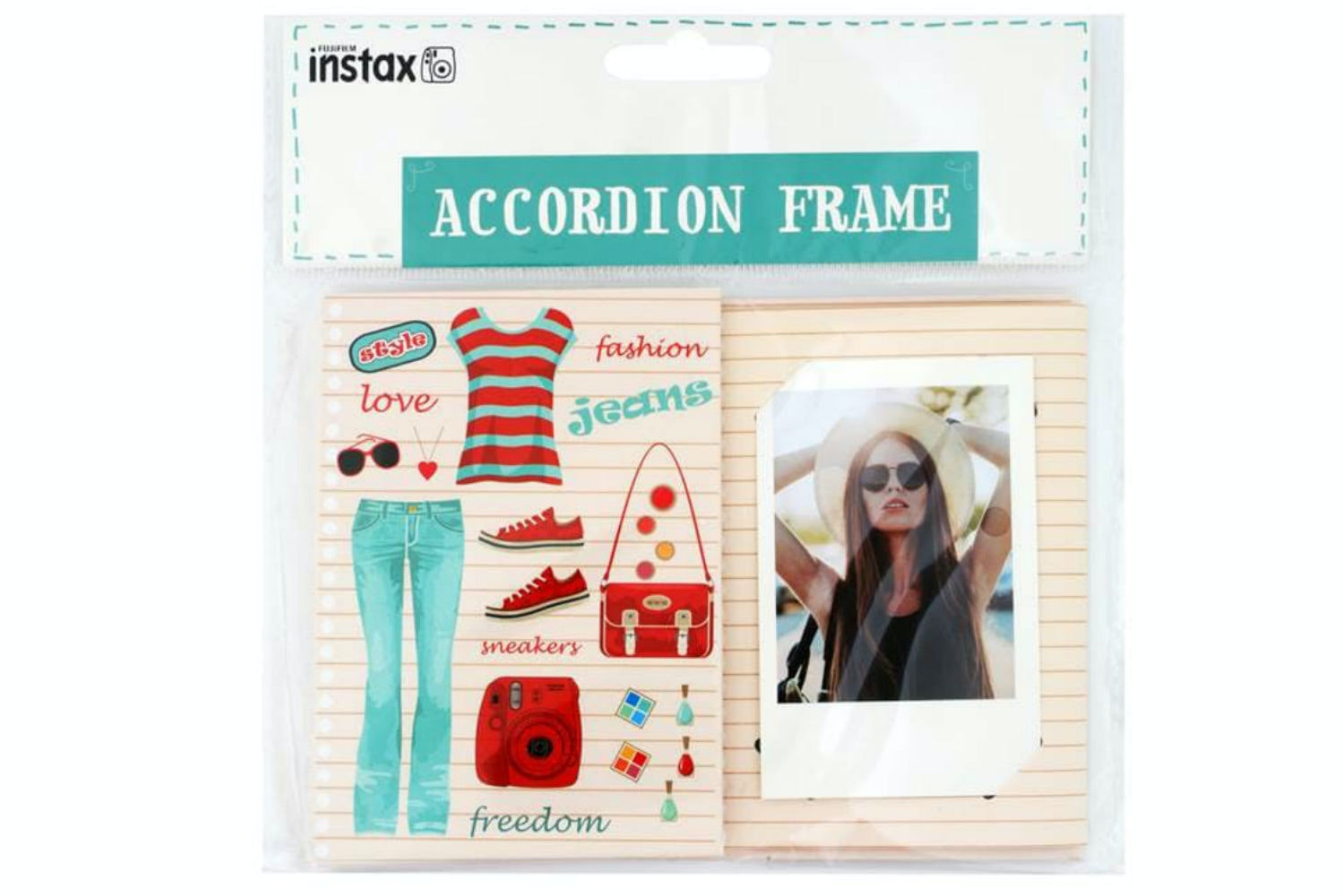 Instax Accordion Frame | Style