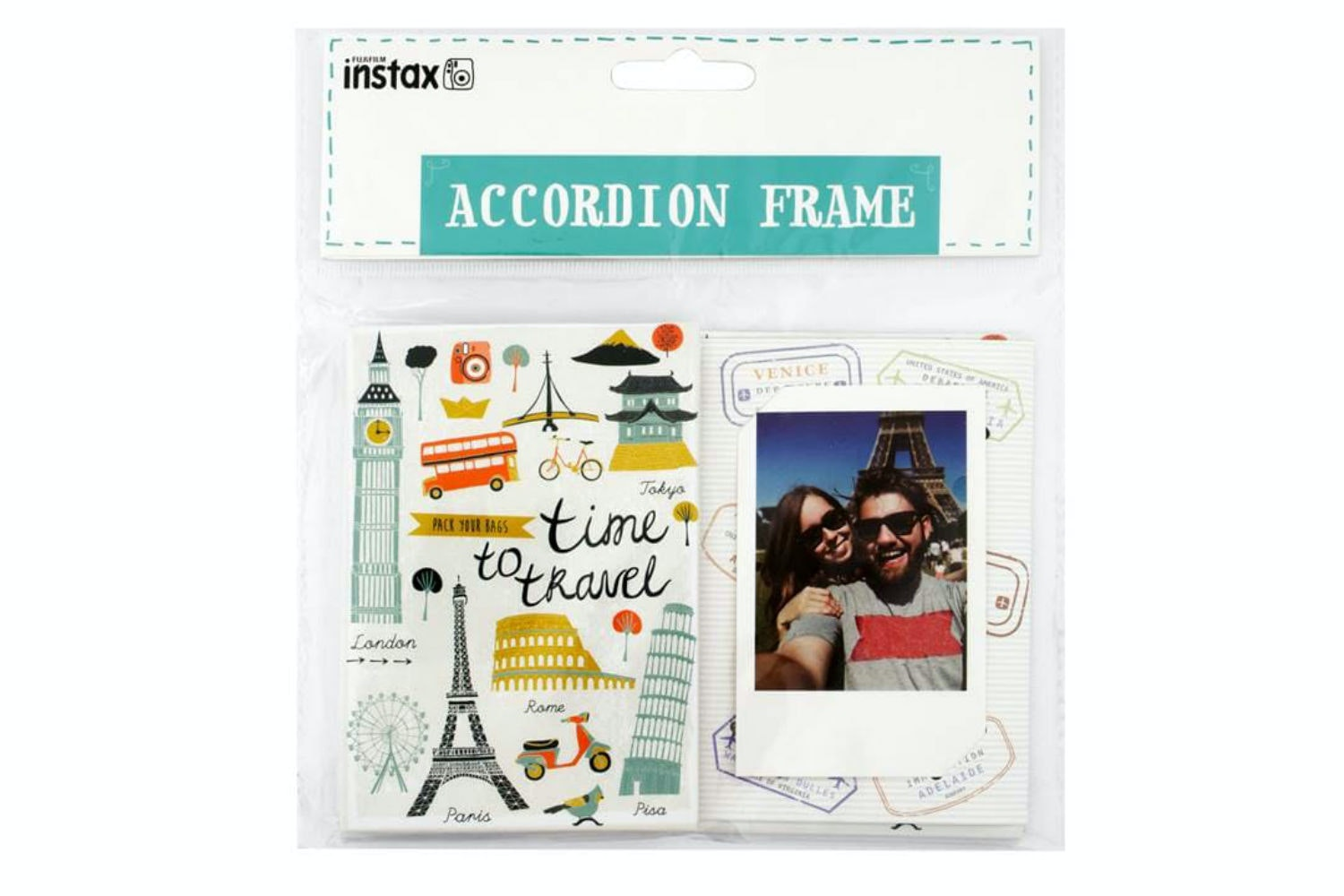 Instax Accordion Frame | Travel