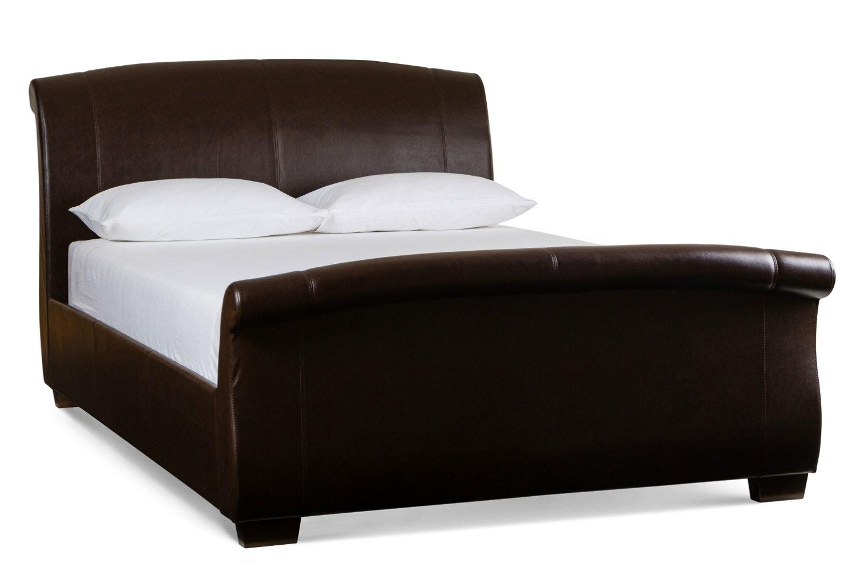 Kingsley Bed Frame   5ft    Antique Brown