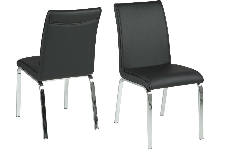 Leonora Dining Chair | Black