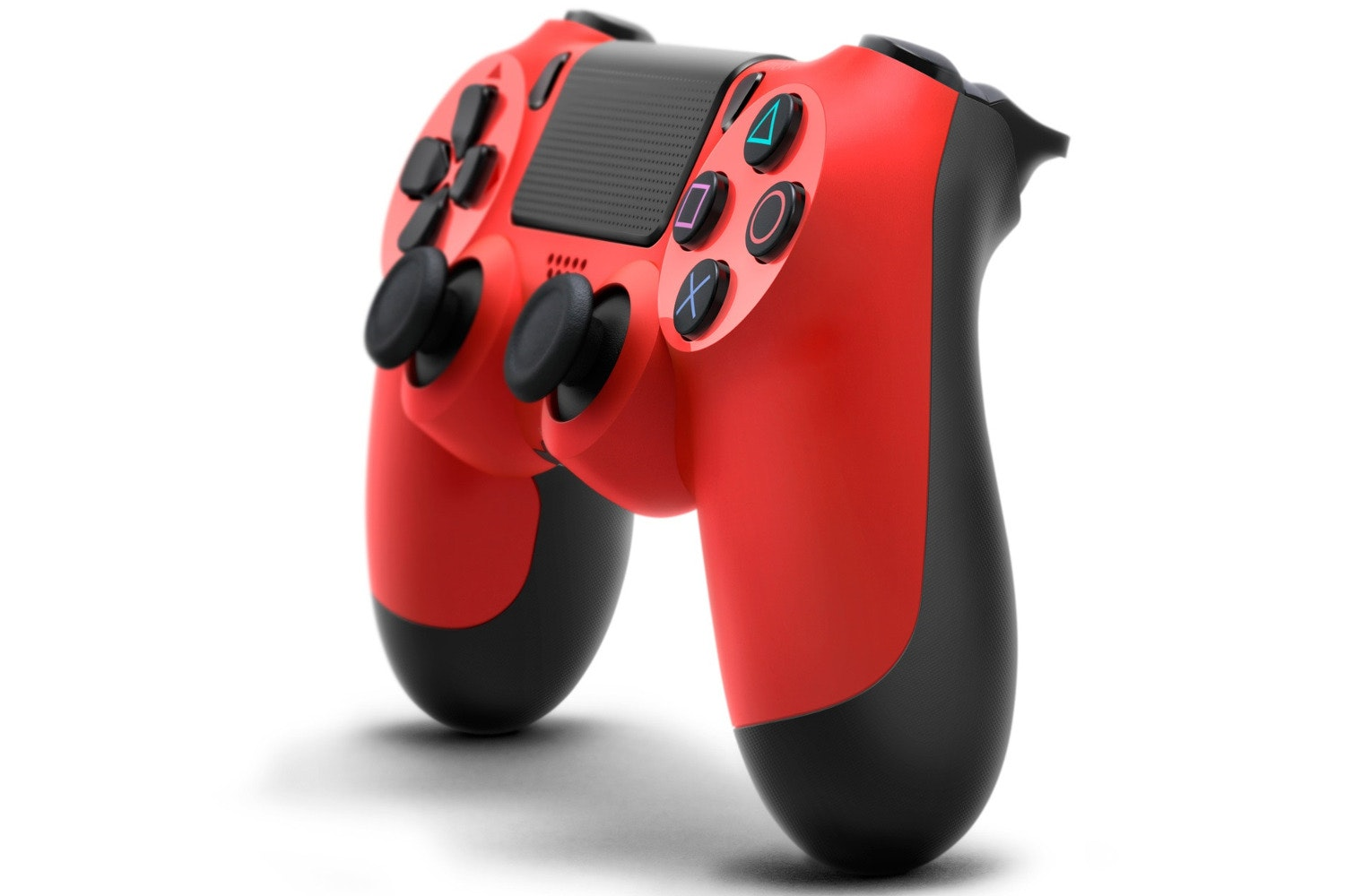 PS4 DualShock 4 Controller | Red