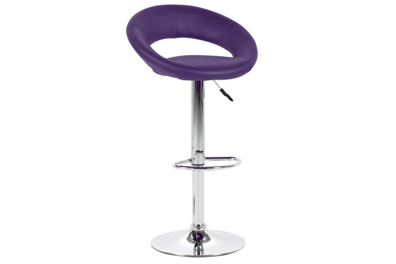 Plump Bar Stool | Purple