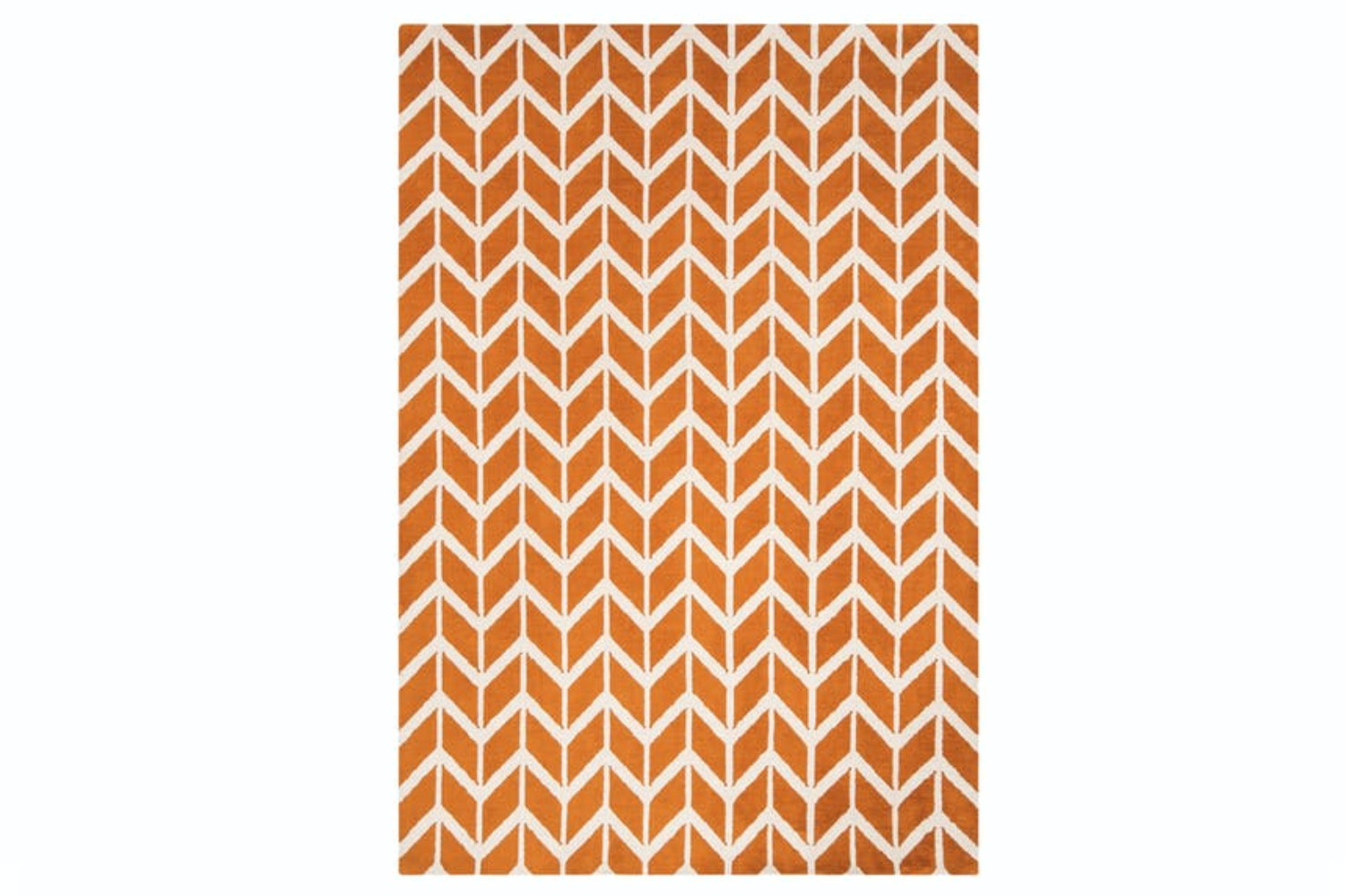 Arlo | Chevron Orange  160X230
