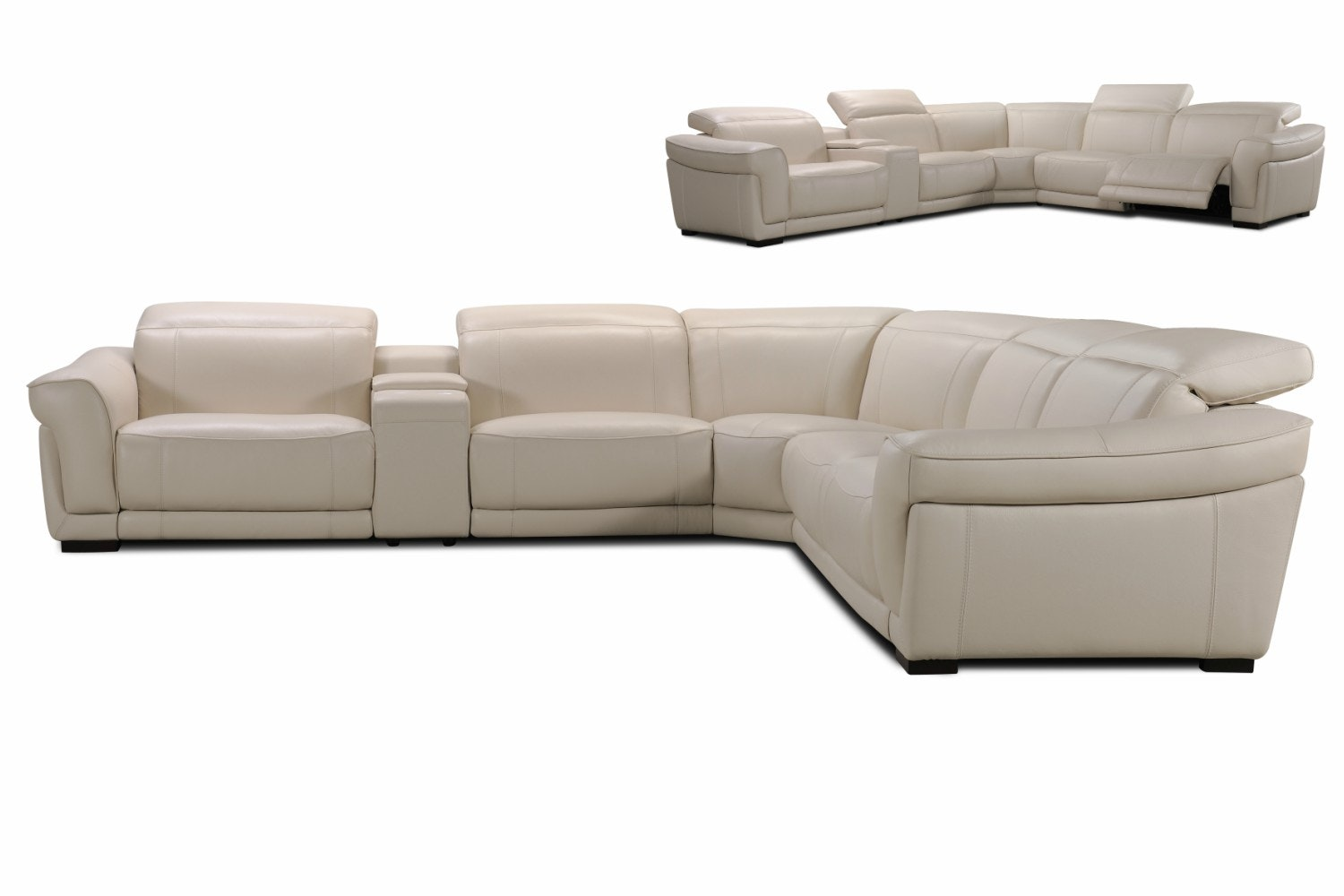 Sonny Electric Recliner Corner Sofa