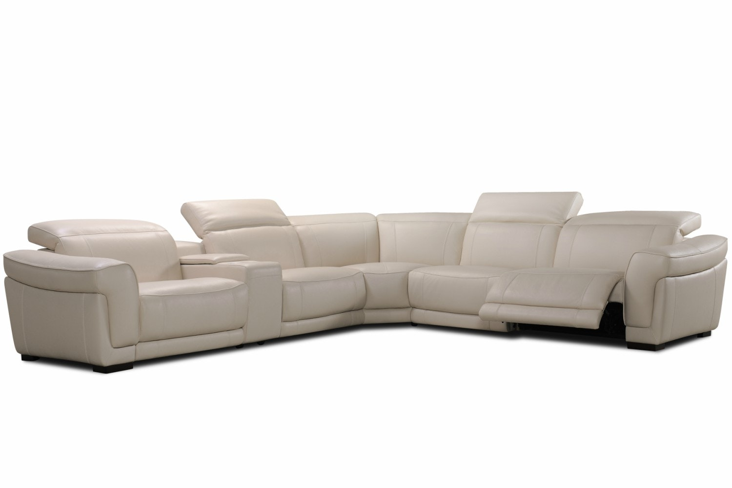 Sonny Corner Sofa | Manual Recliner